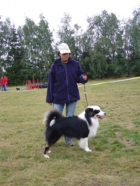 Větřkovice - povahový test