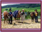 Finále Borovského poháru - Ponka trail